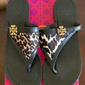 Tory Burch Eloise Flat Thong Sandal